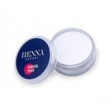 Паста белая для бровей Henna Expert