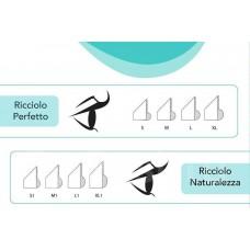 Набор силиконовых бигуди для ламинирования ресниц InLei «Total»