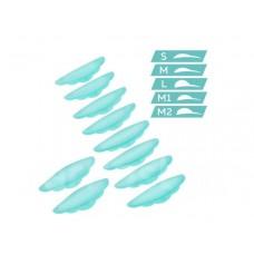 Набор валиков для ламинирования ресниц Ultra SOFT (5 размеров)