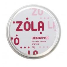 Паста для бровей Zola 15г
